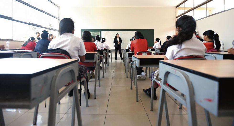 Colegios (Foto: GEC)