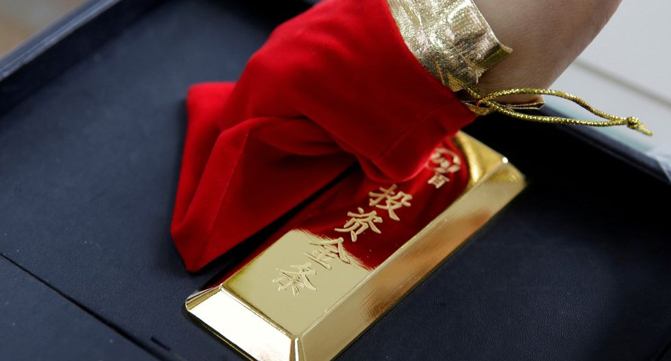 Los futuros del oro en Estados Unidos bajaban 0.3% a US$ 1,553.80. (Foto: Reuters)