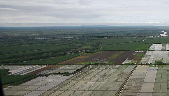 Tambo Grande. Tiene reservas minerales de cobre, zinc, oro y plata.  (Foto: GEC)