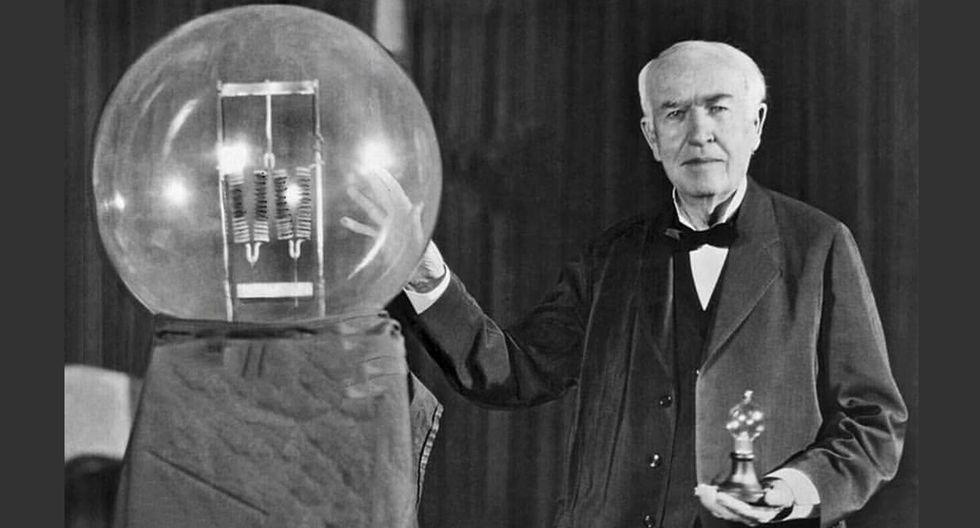 FOTO   Los 10 inventos de Thomas Edison que cambiaron el mundo para siempre. (Foto: Getty)