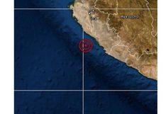 Ica: sismo de magnitud 4.6 se reportó en Nazca esta tarde, señala IGP