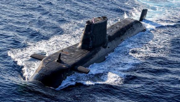 La nueva alianza proveerá de submarinos de propulsión nuclear a la flota australiana. (Foto: Difusión)