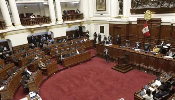 El Congreso tiene previsto debatir varios temas de la reforma política que impulsa el Ejecutivo este lunes 22. (Foto: GEC)