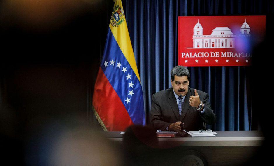 El lunes, Nicolás Maduro solicitó nuevas negociaciones con inversionistas extranjeros sobre un aproximado de US$ 60,000 millones de deuda en mora.