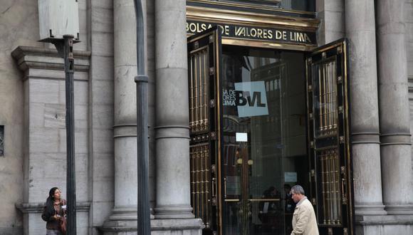 El índice S&P/BVL Perú General subió un 0.61% en la sesión de este lunes. (Fuente: GEC)