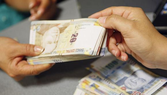Gobierno aprobó prestación económica para los trabajadores que ganen una remuneración bruta máxima de hasta S/ 2,400. (Foto: GEC)