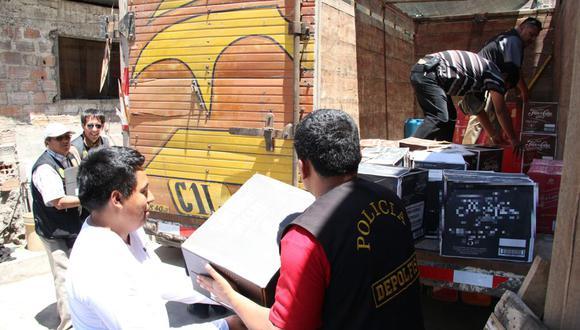 Puno es el principal punto de ingreso del contrabando en Perú. (Foto: GEC)