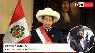 Presidente de la República aceptó la renuncia de Guido Bellido