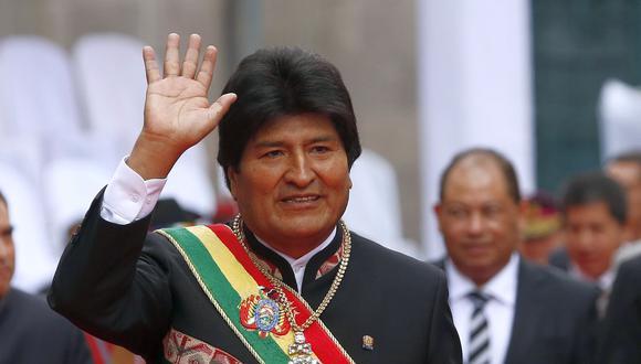Evo Morales renunció a la presidencia de Bolivia ante las protestas por un presunto fraude en las elecciones de octubre pasado que lo dieron como ganador