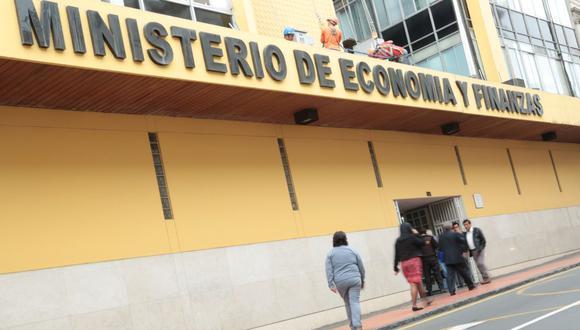 Karla Martínez Beltrán es la nueva jefa del gabinete de asesores del MEF. (Foto: GEC)