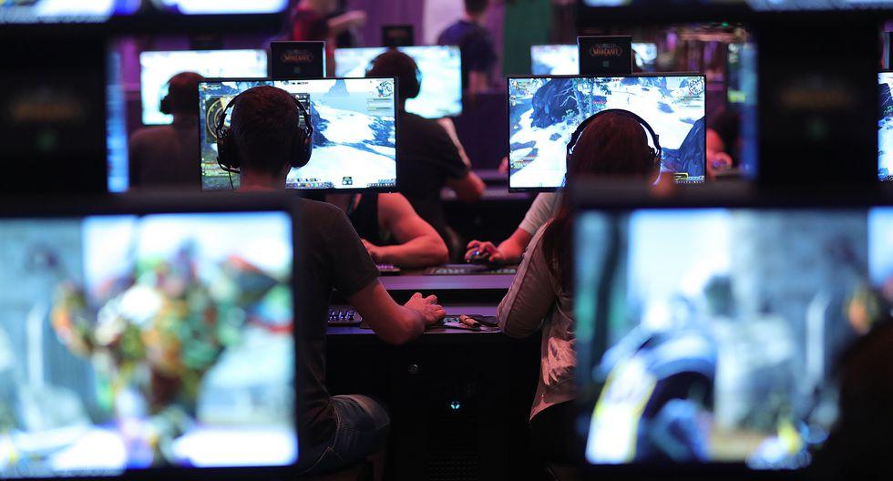 El mercado de videojuegos en el Perú tiene unos 10 millones de usuarios. (Foto: Bloomberg)