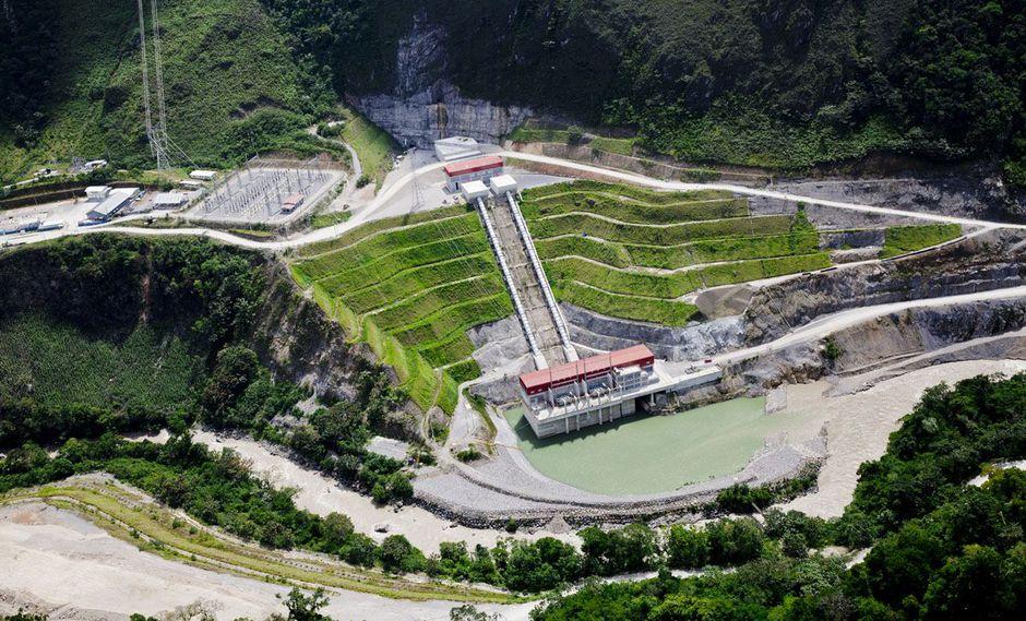 Hidroeléctrica Chaglla. (Foto: Empresa / Portal Web)