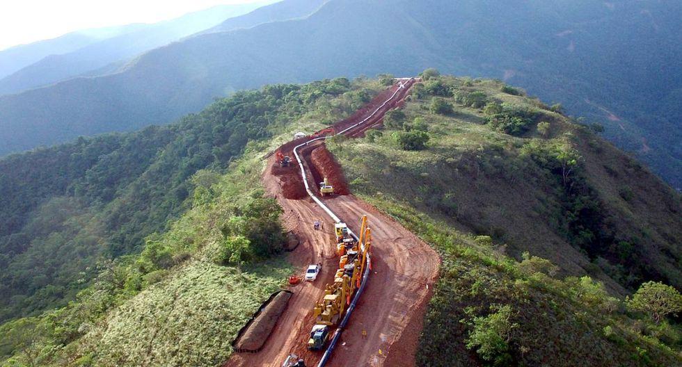 Gasoducto sur peruano. (Foto: GSP)