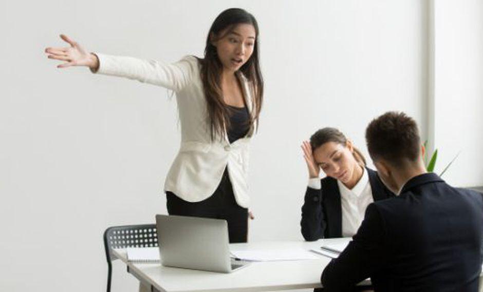 Una junta de trabajo puede generar altos niveles de estrés. (Foto: Freepik)