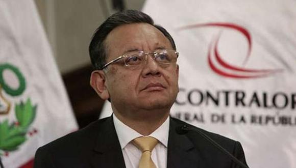 Edgar Alarcón habría cometido el delito de enriquecimiento ilícito como contralor. (Foto: GEC)