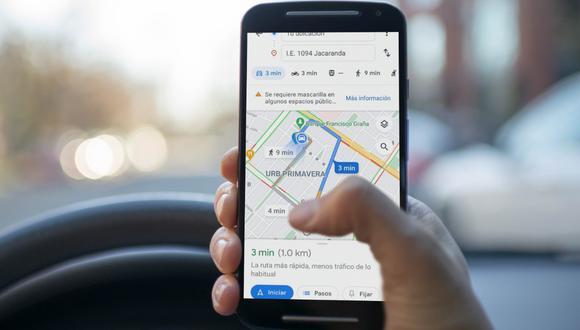 Conozca la cronología de lugares visitados de una persona al ver su historial en Google Maps (Foto: Archivo GEC)