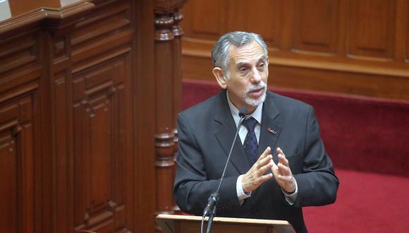 Pedro Francke, ministro de Economía y Finanzas. (Foto: MEF)