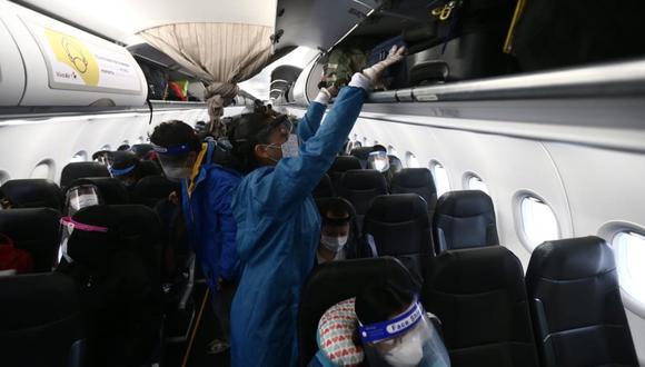La Asociación de Transporte Aéreo Internacional pidió prevenir que los diversos actores del sector incurran en mayores costos de operación. (Foto: GEC)