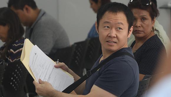 Kenji Fujimori es investigado junto a 21 personas más por el caso Limasa. (Foto: GEC)