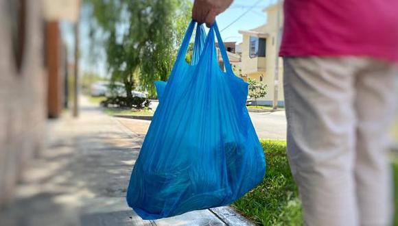Propuesta de ordenanza regula plástico de un solo uso y envases descartables en Lima. (Foto: Minsa)
