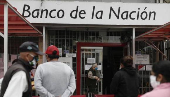 El Banco de la Nación indicó que continúa resolviendo el incidente. Sin embargo, se suspenderá de manera temporal el servicio de Banca Celular. (Foto: GEC)