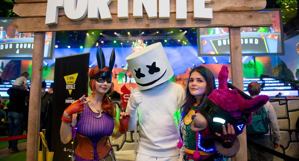 Fortnite es un videojuego del género 'battle royale', donde 100 jugadores en línea compiten entre sí hasta que quede solo uno en pie. (Foto: AFP)