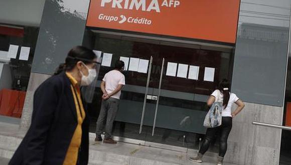 Ejecutivo indicó que la nueva ley de retiro de AFP vulnera el derecho a la seguridad social y el sistema privado de pensiones. (Foto: GEC)