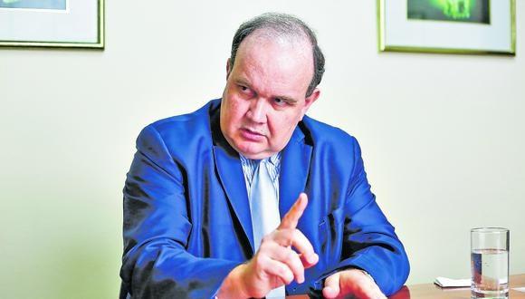El Jurado Electoral Especial Lima (JEE) Lima Centro 1 retiró al candidato Rafael López del proceso electoral de forma preliminar. (Foto: GESAC)