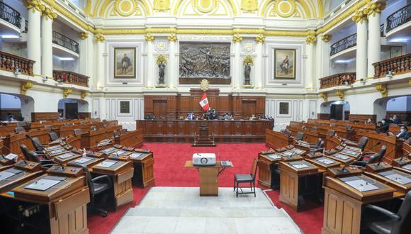 Distribución. Perú Libre es la bancada con más presidencias de comisiones, seguida por Fuerza Popular, Acción Popular y APP. (Foto: Difusión)