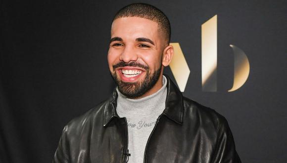 FOTO 2 | Drake. En segundo lugar se encuentra el rapero canadiense con su disco compilatorio More Life.
