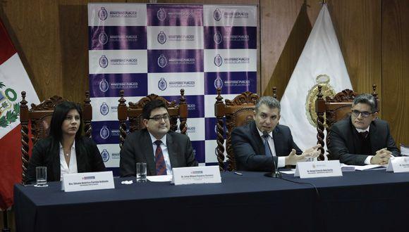 Los fiscales y procuradores dieron detalles sobre la homologación del acuerdo con Odebrecht.