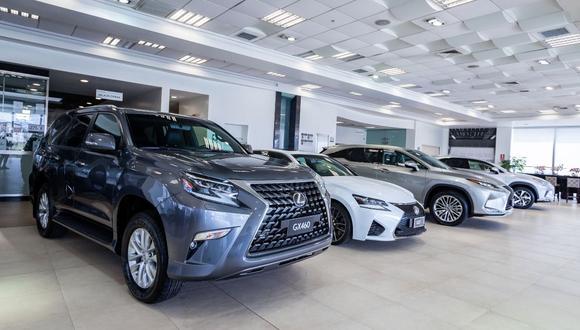 Lexus busca ampliar sus niveles de venta este 2021. (Foto: Lexus)