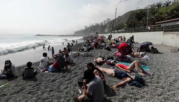 Alcalde Jorge Muñoz anunció que convocará alcaldes de distritos litorales para solicitar presupuesto para fiscalización de playas. (Foto: GEC)