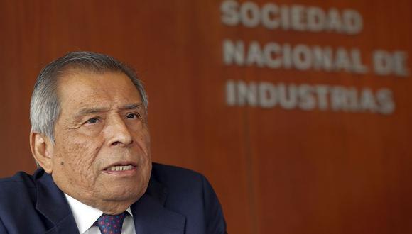 El presidente de la SNI, Ricardo Márquez, tuvo una reciente reunión con el presidente electo Pedro Castillo. (Foto: GEC)