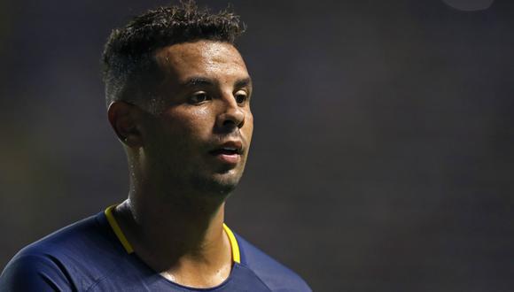 El futbolista colombiano de Boca Juniors, Edwin Cardona, es uno de los denunciados por agresión a dos mujeres en Buenos Aires. (Foto: AFP)