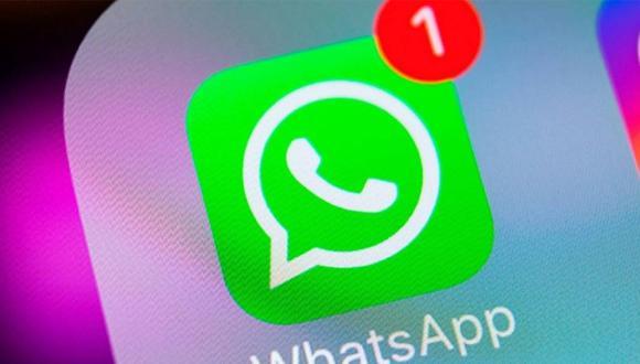 """Conozca cómo marcar una conversación como """"no leída"""" en WhatsApp. (Foto: WhatsApp)"""