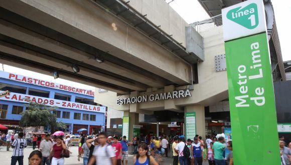 La estación estará cerrada los días 17, 18 y 19 de junio. (Foto: GEC)