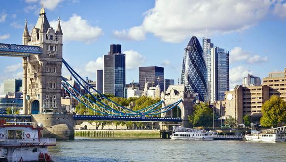 Londres. (Foto: Difusión)