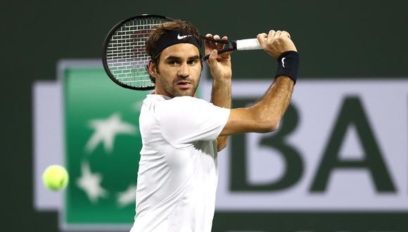 Roger Federer defenderá su título en Wimbledon estrenando nuevo sponsor. El suizo dejó Nike por Uniqlo. (Foto: AFP)