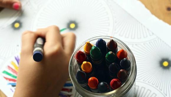 Los colores evocan emociones que son usados por los publicistas para incentivar una compra. (Foto: Pixabay)