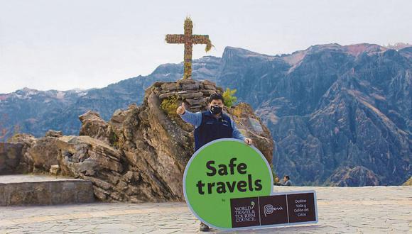 Impulso. Con sellos como Safe Travel esperan se recupere turismo. (Foto: Difusión)