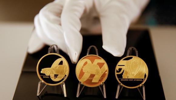 La colección fue presentada en Londres. (Foto: Reuters)