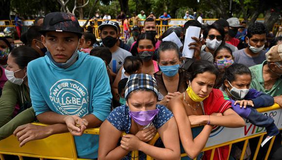 El mundo se moviliza para ayudar a migrantes venezolanos en plena pandemia  | MUNDO | GESTIÓN