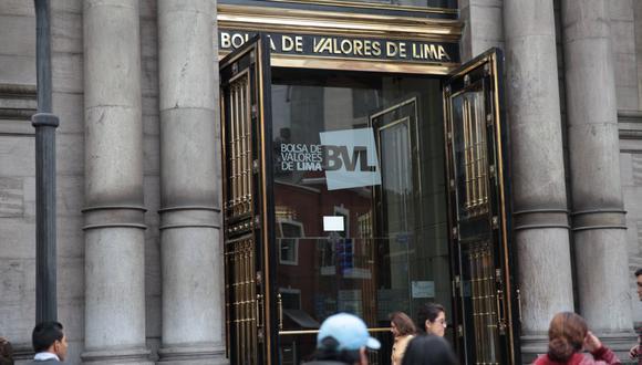 El índice S&P/BVL Perú General perdía un 0.15%. (Foto: GEC)