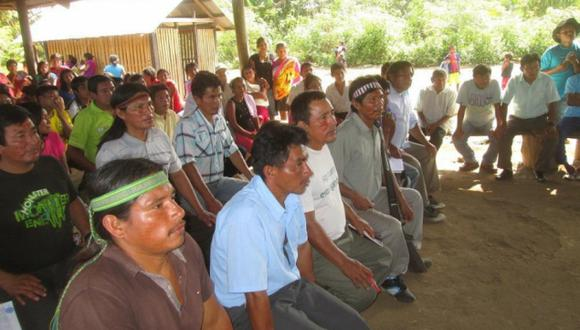 Comités de autodefensa: Organizaciones campesinas y nativas rechazan ley promulgada por el Congreso (Foto: inforegión)