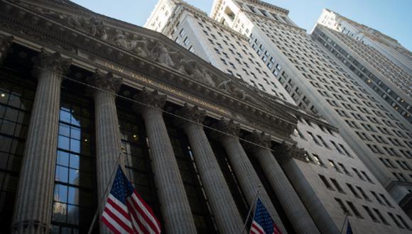 La Bolsa de Valores de Nueva York (NYSE). (Foto: AFP)