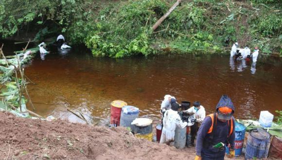 Amazonas: primeras fotos de nuevo derrame de crudo de PetroPerú - 4