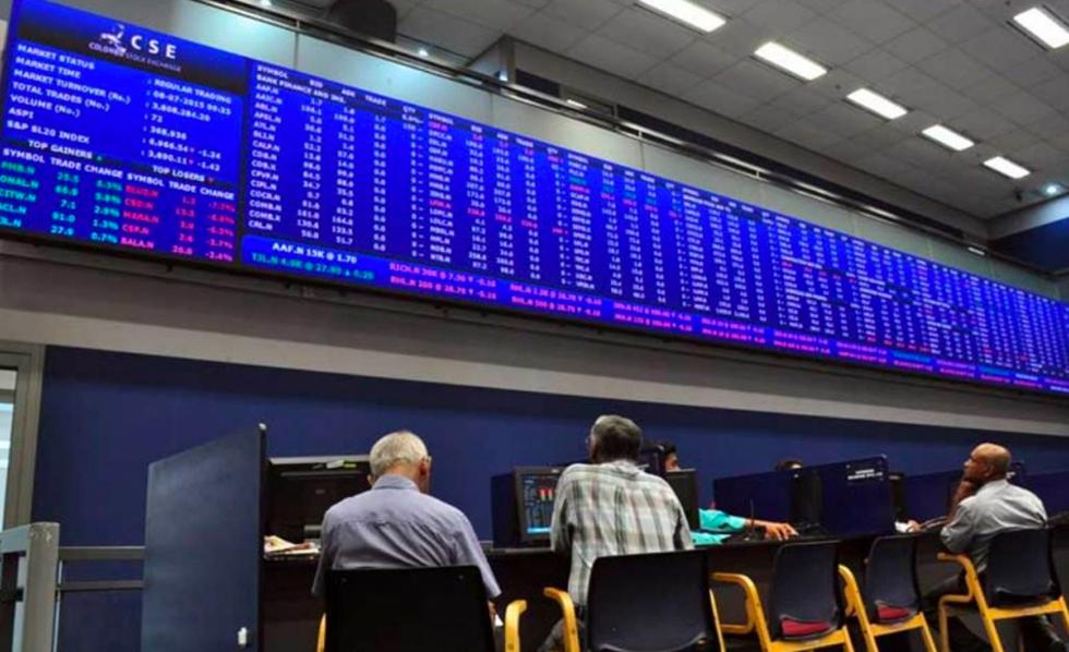 FOTO 1  La Bolsa de Sri Lanka experimentó una caída de 6.17% en 1989. (Foto: Lanka)