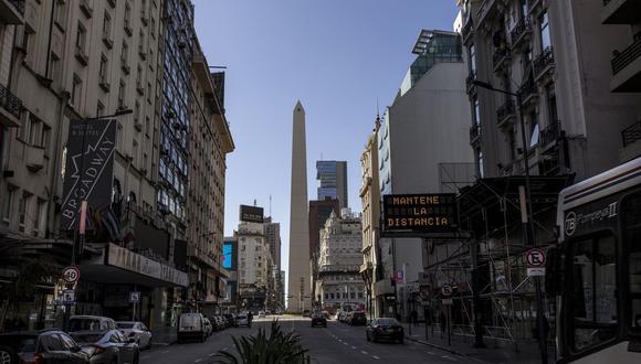 Argentina cayó en default el pasado abril, al incumplir con el pago de unos US$ 500 millones en intereses de tres de los bonos sujetos al canje.