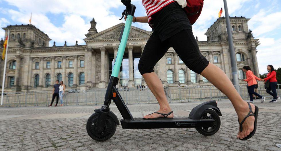 La demanda de scooters eléctricos en ciudades de todo el mundo ha ayudado a los principales actores de la industria a lograr valoraciones multimillonarias. (Foto: Bloomberg)